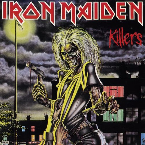 Wrathchild - Iron Maiden