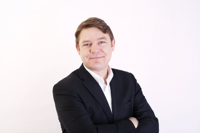 P4-sjef Kenneth Andresen. Foto: P4