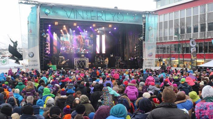 Vinterlyd Tromsø