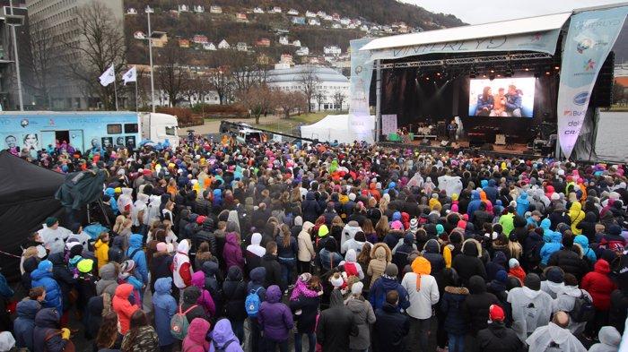 Vinterlyd Bergen 2017