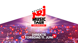 Se forrige NRJ Music Tour!
