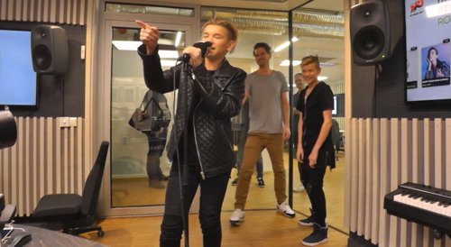 Grip microfonen: Marcus Vs Martinus