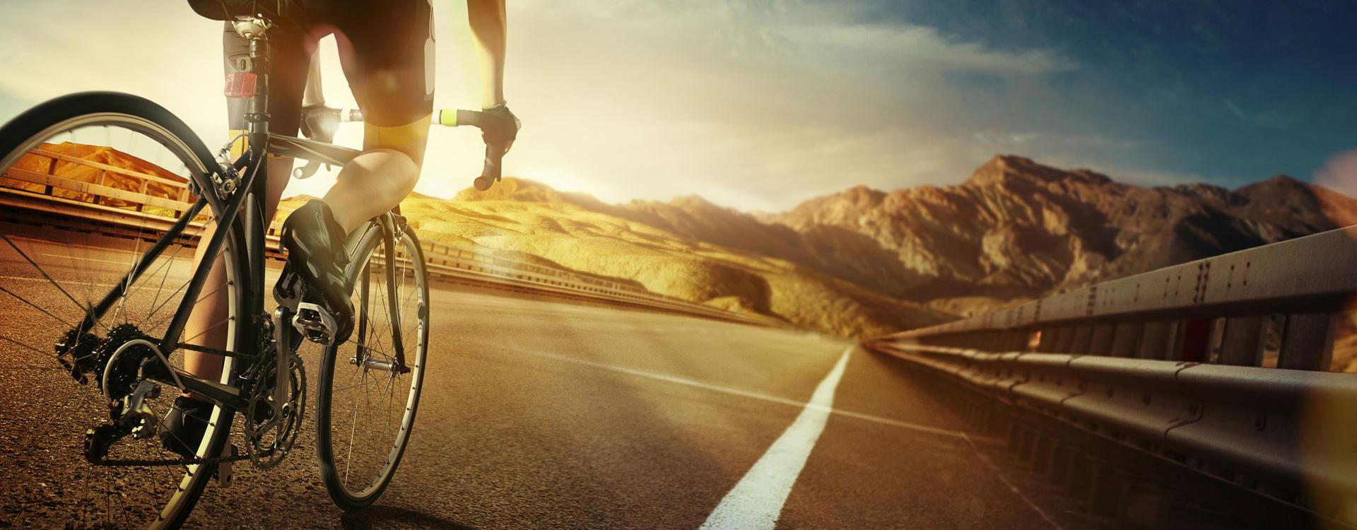 Snurr Sykkelhjulet og vinn ny sykkel