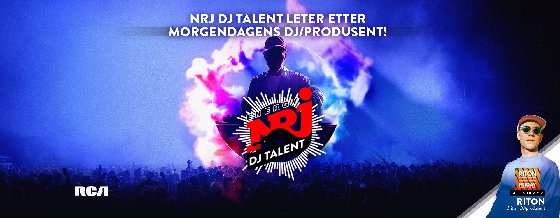 Hjelp oss å velge årets DJ-talent!